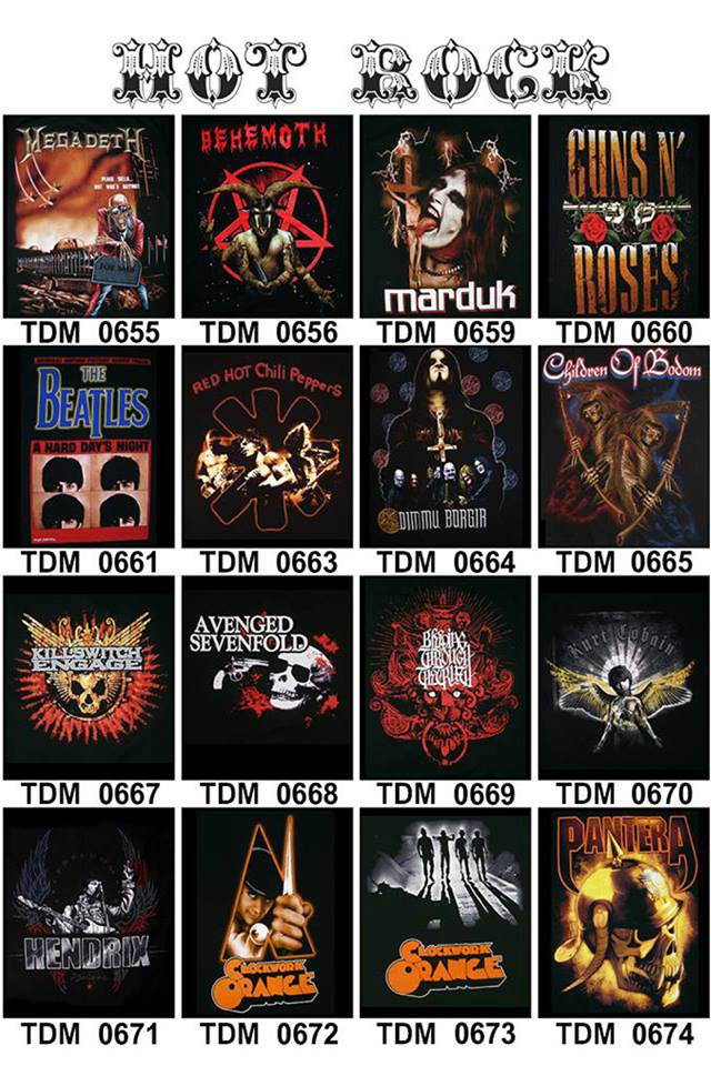 Rock T- Shirt 11