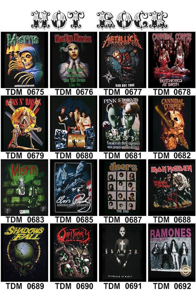 Rock T- Shirt 12