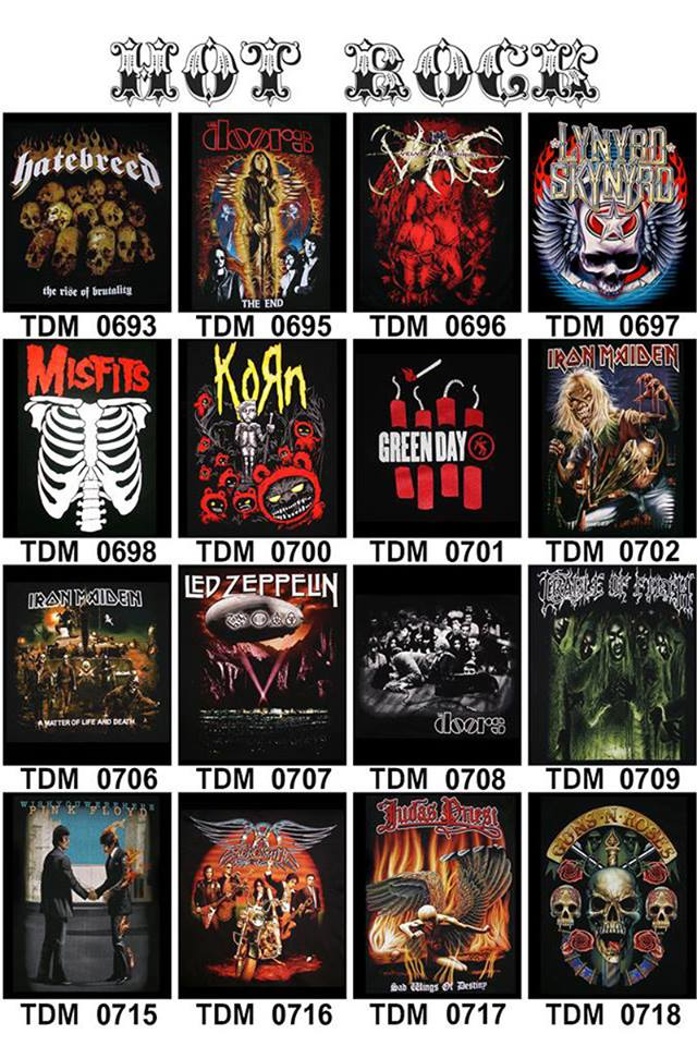 Rock T- Shirt 13