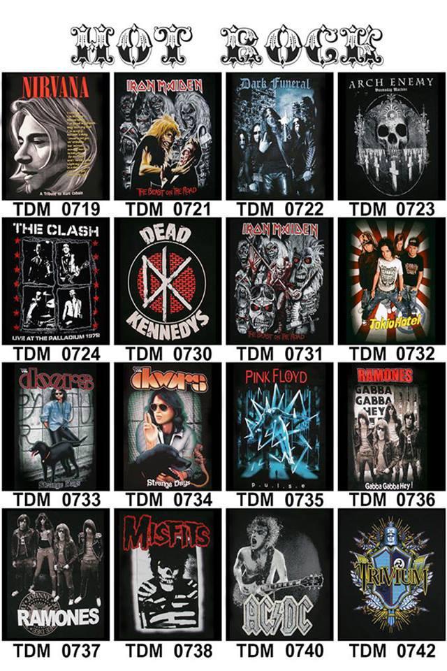 Rock T- Shirt 14
