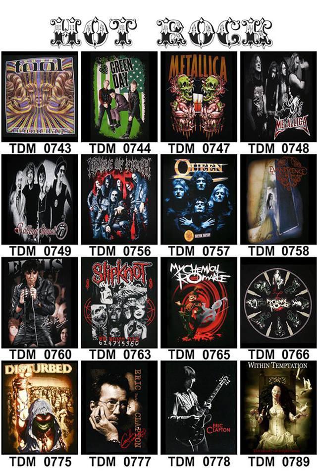 Rock T- Shirt 15