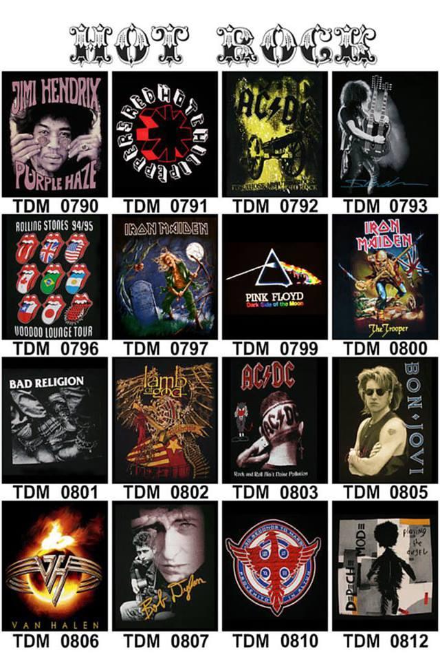 Rock T- Shirt 16