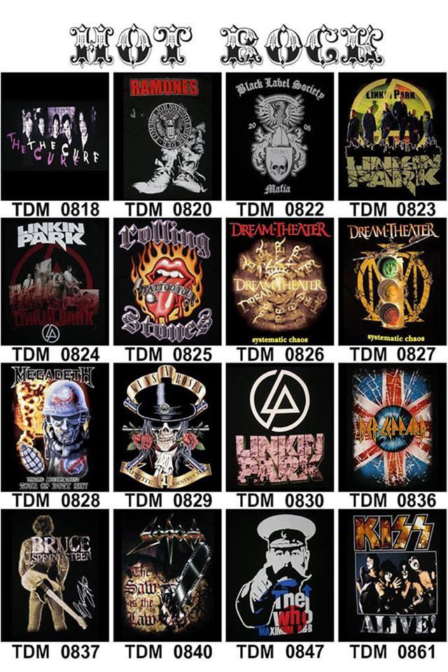 Rock T- Shirt 17