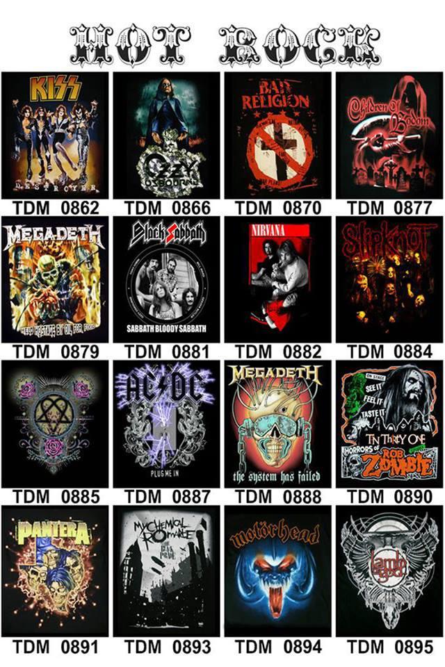 Rock T- Shirt 18