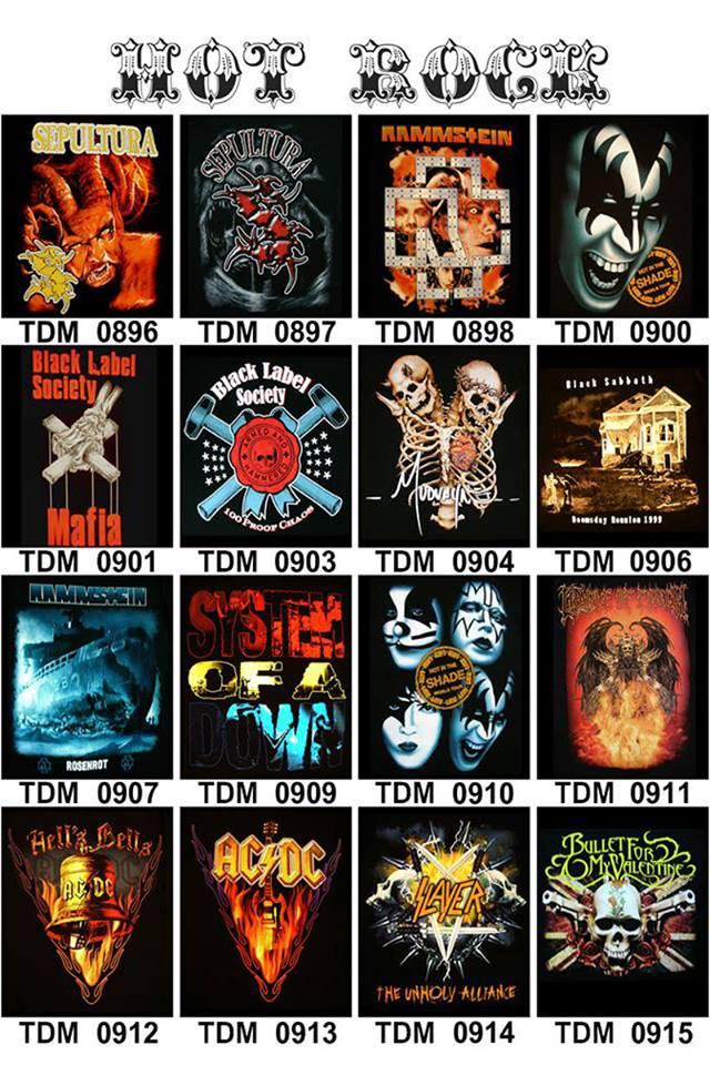 Rock T- Shirt 19