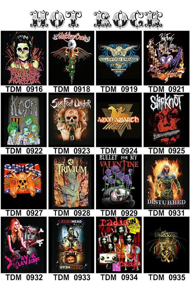 Rock T- Shirt 20