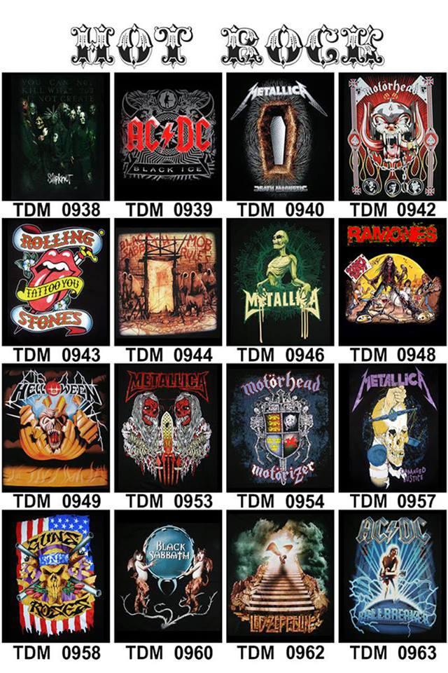 Rock T- Shirt 21