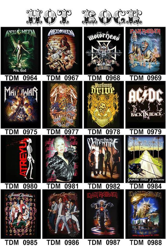 Rock T- Shirt 22