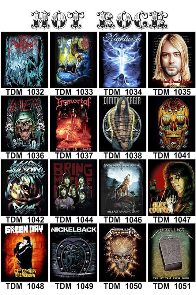 Rock T- Shirt 25