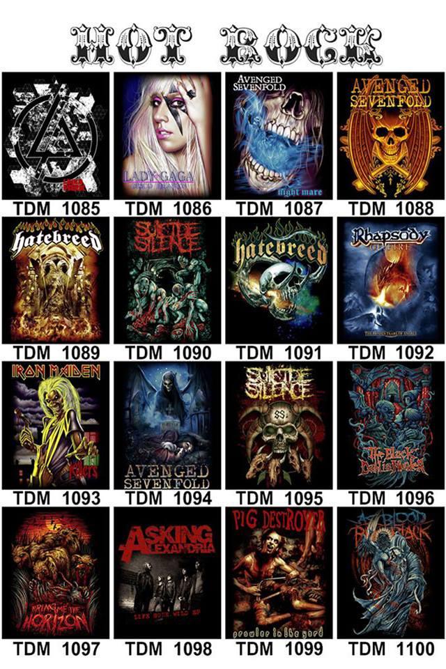 Rock T- Shirt 28