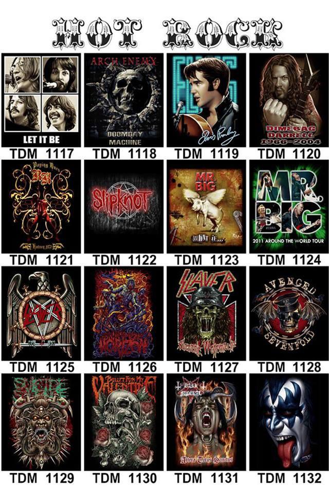 Rock T- Shirt 30