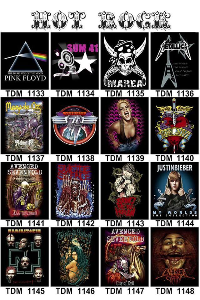 Rock T- Shirt 31