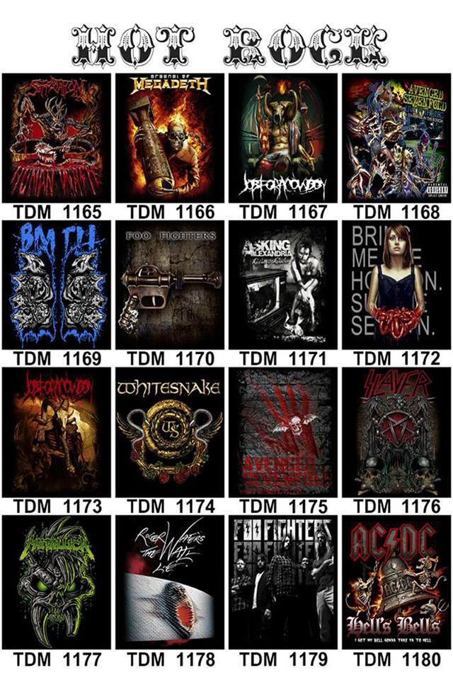 Rock T- Shirt 33