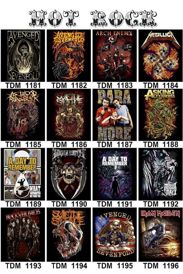 Rock T- Shirt 34
