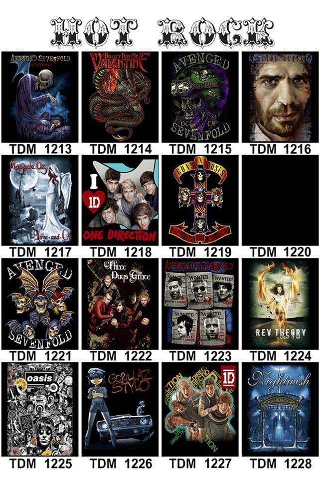 Rock T- Shirt 36