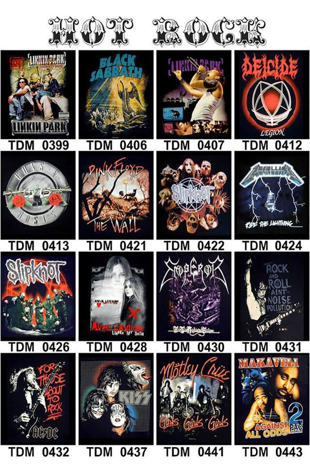 Rock T- Shirt 4