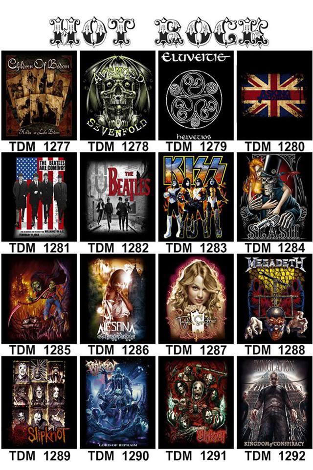 Rock T- Shirt 40