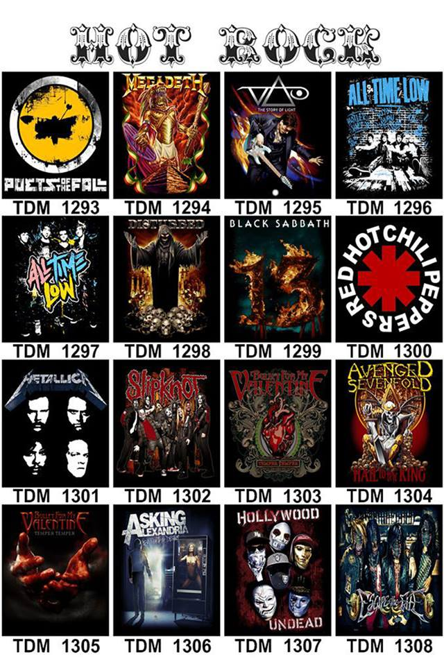 Rock T- Shirt 41