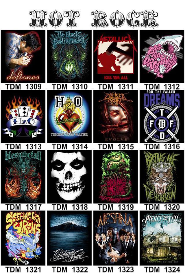 Rock T- Shirt 42