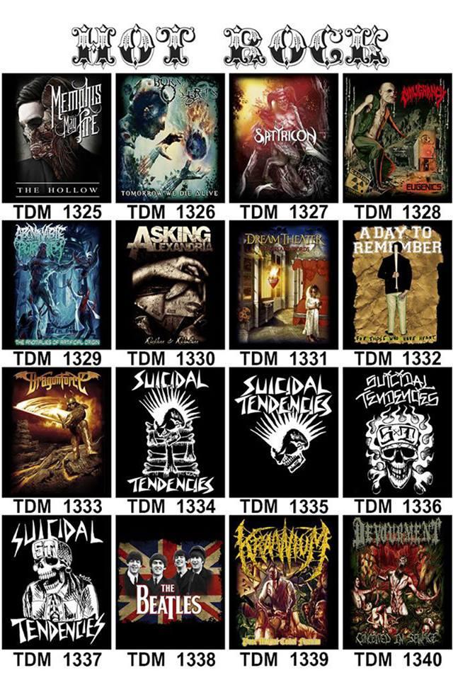 Rock T- Shirt 43