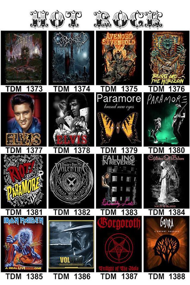 Rock T- Shirt 46