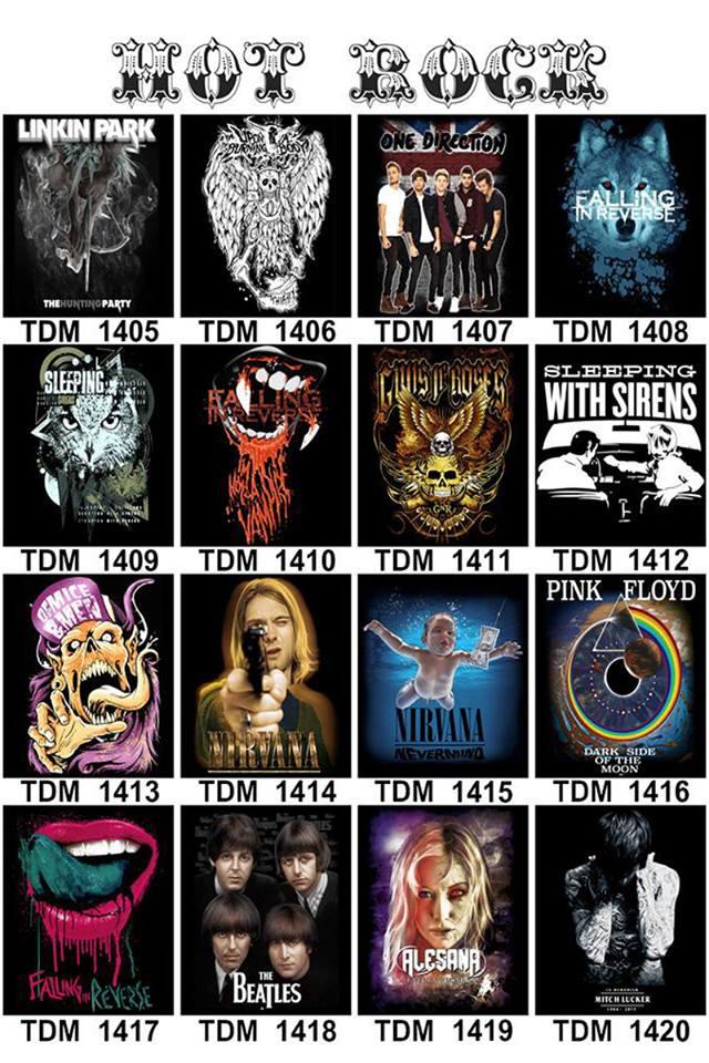 Rock T- Shirt 48