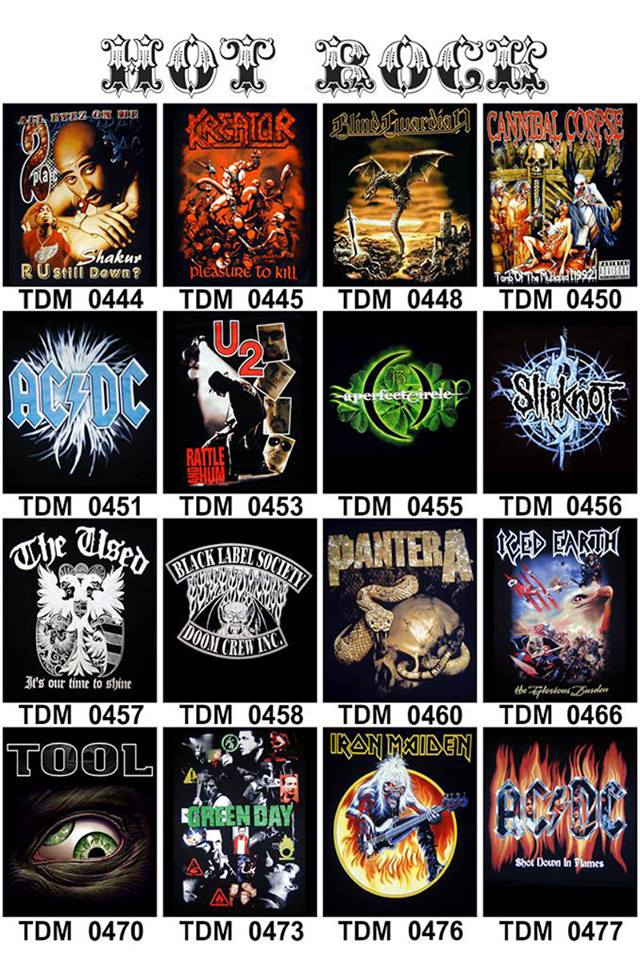 Rock T- Shirt 5