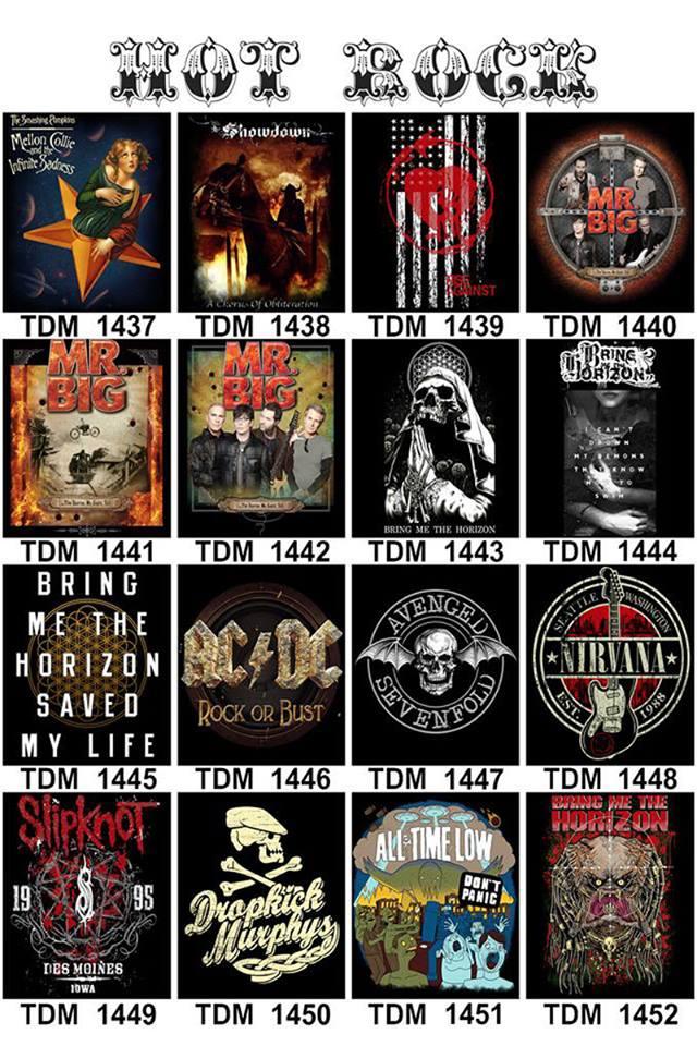 Rock T- Shirt 50