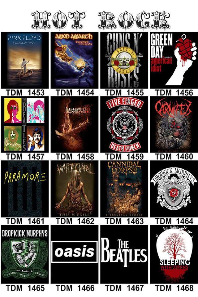 Rock T- Shirt 51