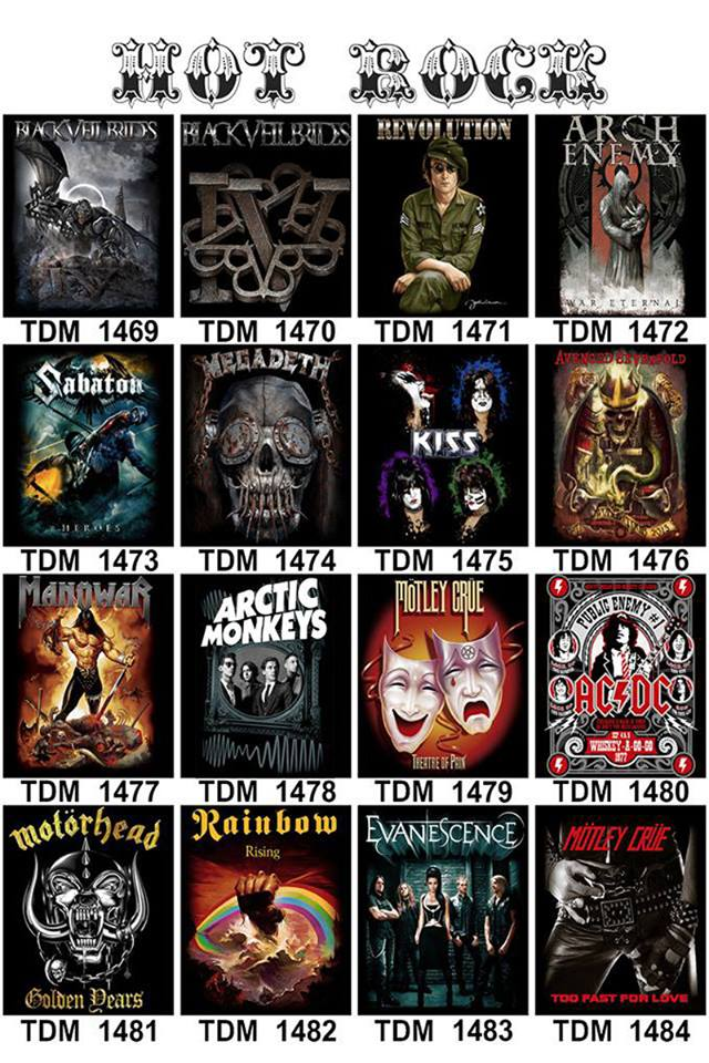 Rock T- Shirt 52