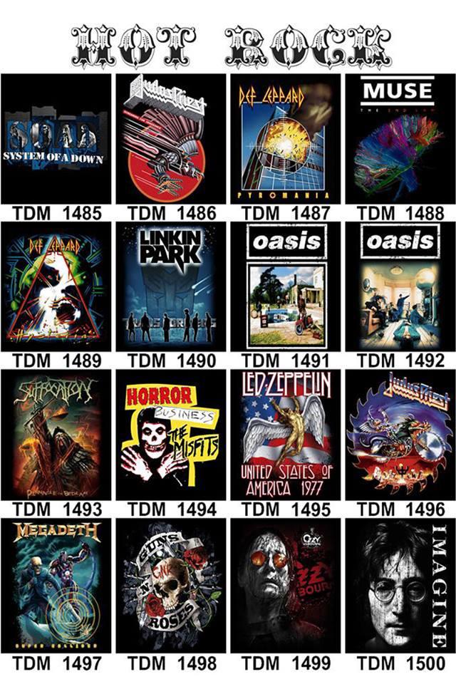 Rock T- Shirt 53