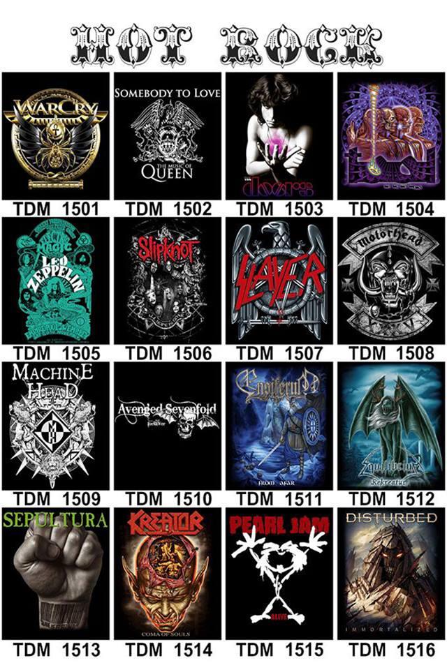 Rock T- Shirt 54
