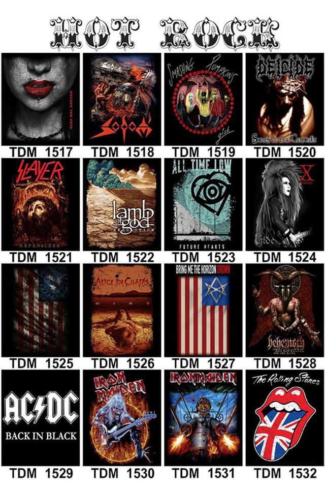 Rock T- Shirt 55