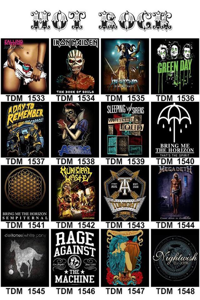 Rock T- Shirt 56