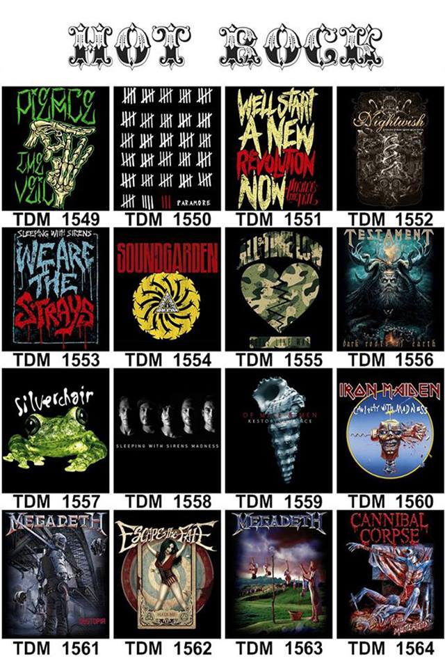 Rock T- Shirt 57