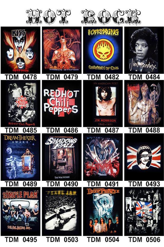 Rock T- Shirt 6