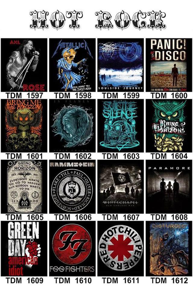 Rock T- Shirt 60