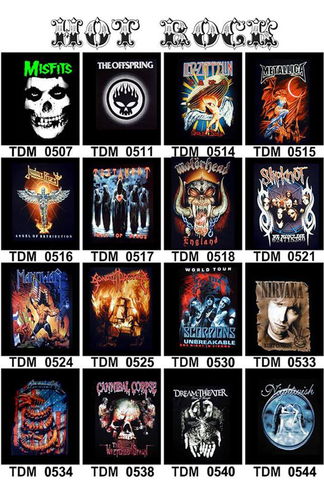 Rock T- Shirt 7