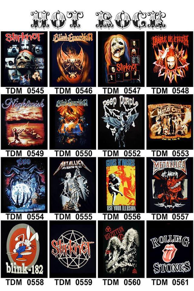 Rock T- Shirt 8